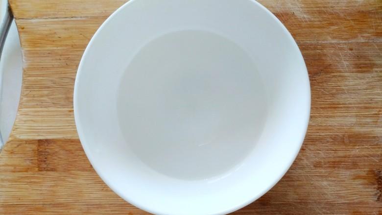 手抓饼,半碗清水
