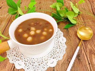 红豆糯米小丸子