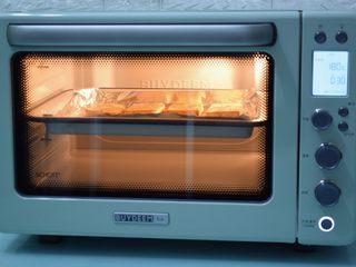 麻辣烤豆腐,放入预热好的烤箱,上下火180度,中层30分钟