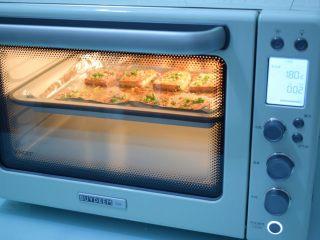 麻辣烤豆腐,然后继续放回烤箱烤完即可