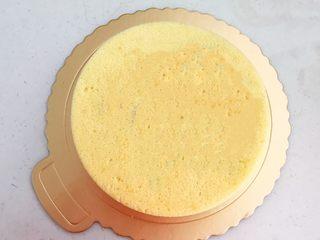 茶香戚风蛋糕,完美的戚风蛋糕