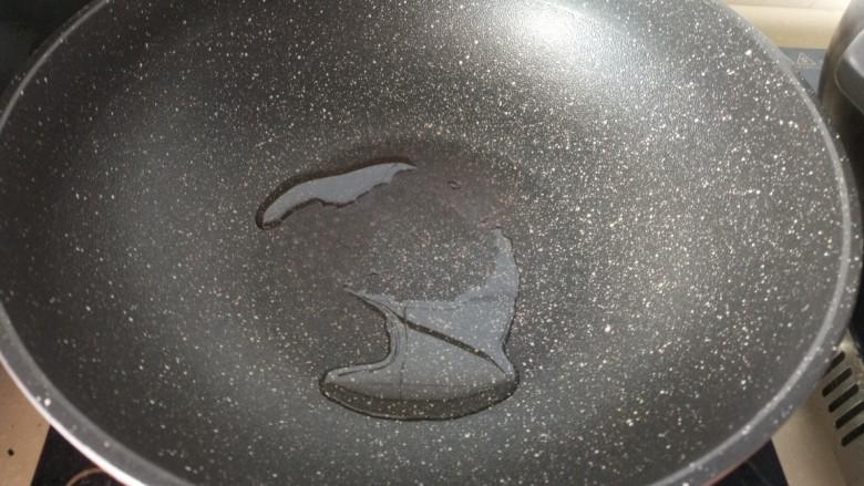 蒜蓉粉丝蒸生蚝,热油锅