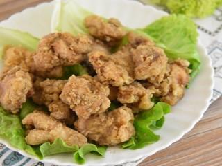 中餐厅苏有朋同款盐酥鸡,了解一下