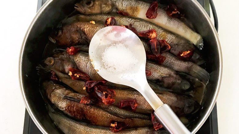#年年有鱼#  红烧海黄鱼,加入半勺细砂糖