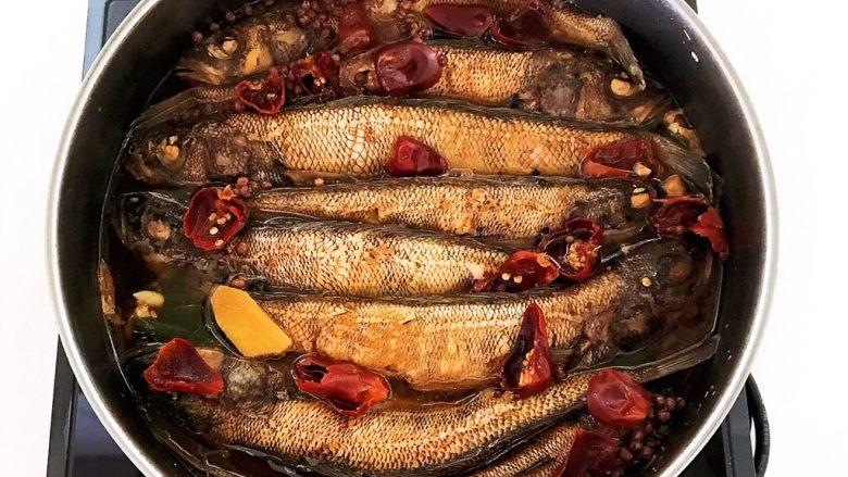 #年年有鱼#  红烧海黄鱼,红烧海黄鱼熟了
