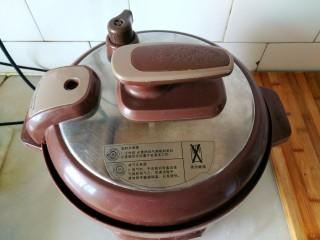 红豆沙饼,盖上盖煲豆件