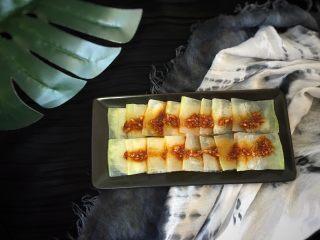 减肥食谱-蒜蓉冬瓜,出锅