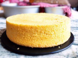 南瓜棉花蛋糕