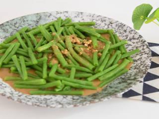 麻酱拌豇豆—别有风味的一道美食