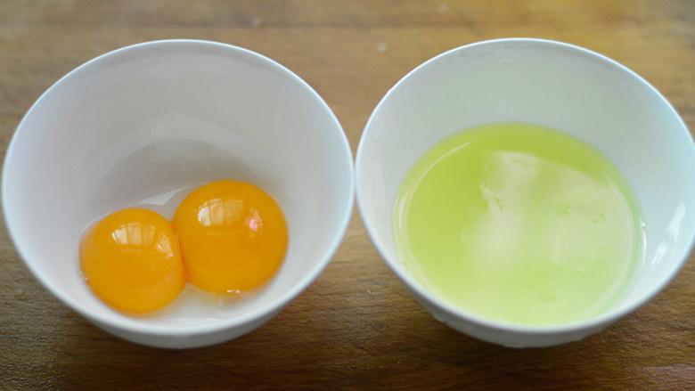 赛螃蟹,将<a style='color:red;display:inline-block;' href='/shicai/ 9'>鸡蛋</a>的蛋白和蛋黄分开