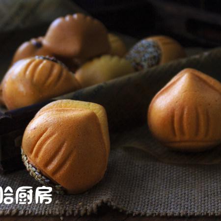 栗子海绵蛋糕