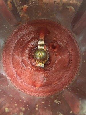 山楂糕 山楂酱【GOURMETmaxx西式厨师机】,4. 设置20到25分钟,温度100度,速度2熬制。后面拿开量杯盖!