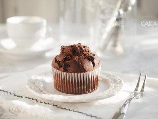 超浓郁巧克力纸杯蛋糕