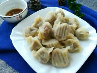白菜豆腐粉条馅水饺