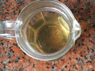 水果茶,放入冰糖融化掉放凉