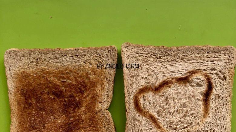 金枪鱼沙拉三明治,<a style='color:red;display:inline-block;' href='/shicai/ 5973'>全麦面包</a>放进吐司机烤香。也可以用不粘平底锅烤。