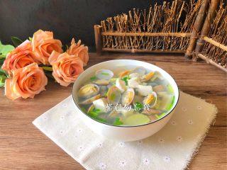 花蛤豆腐汤 ,成品图三