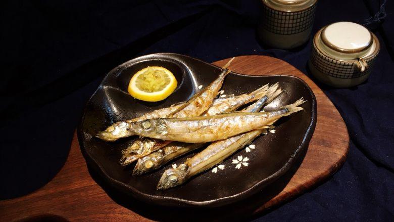 烧烤多春鱼