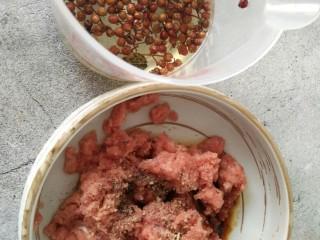 中餐厅~番茄牛丸汤,如果太干,可以提前泡点花椒水,添加一点