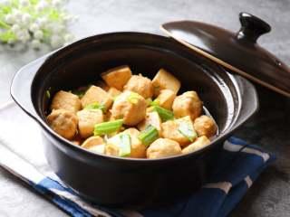 肉丸豆腐砂锅煲
