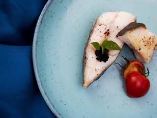 承味深海银鳕鱼配黑鱼子酱,不用去炒热度的完美CP!, 成品图3