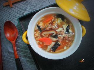 香菇豆腐汤