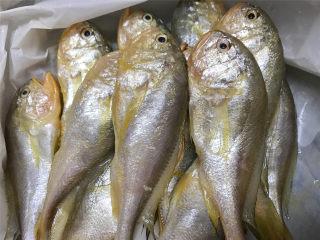 清蒸梅子鱼,这个就是冰鲜的梅子鱼。