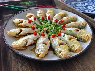 清蒸梅子鱼,肉质细腻,鲜美无比,营养丰富做法又简单的清蒸梅子鱼。