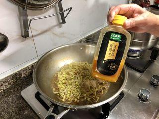 豆豆知我心➕黄豆芽烧豆腐,加入一点鸡汁或者鸡精
