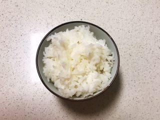 宝宝健康食谱  迷你小寿司,热米饭1小碗