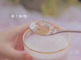 桃胶的3+1种有爱吃法「厨娘物语」,西米椰汁桃胶露就做好啦,开喝吧~