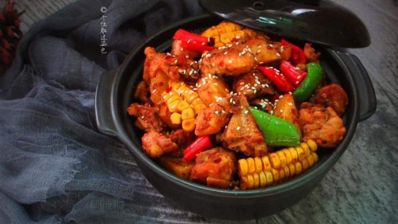 十味 少油干锅鸡,无论是热吃还是冷吃都非常美味