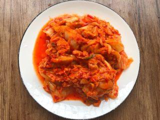 韩式泡菜锅,韩式泡菜200g
