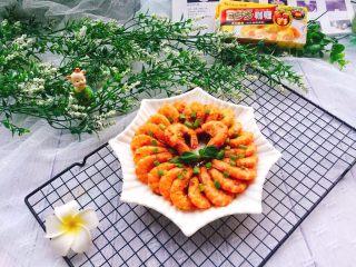快手菜+吮指咖喱虾