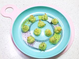 宝宝健康食谱  葱香土豆泥曲奇