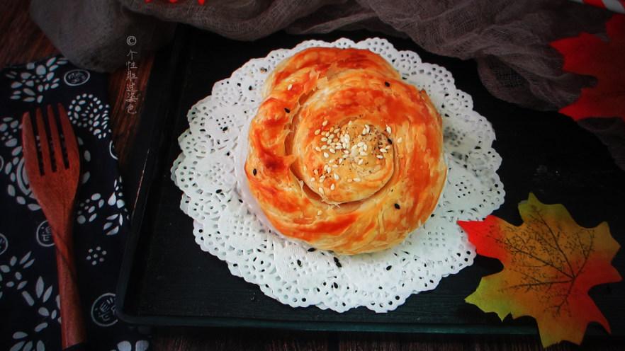 十味 快手版油酥饼