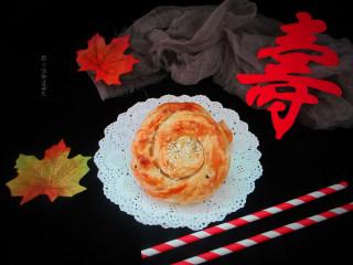 十味 快手版油酥饼,酥酥脆脆的,层层起酥的油酥饼