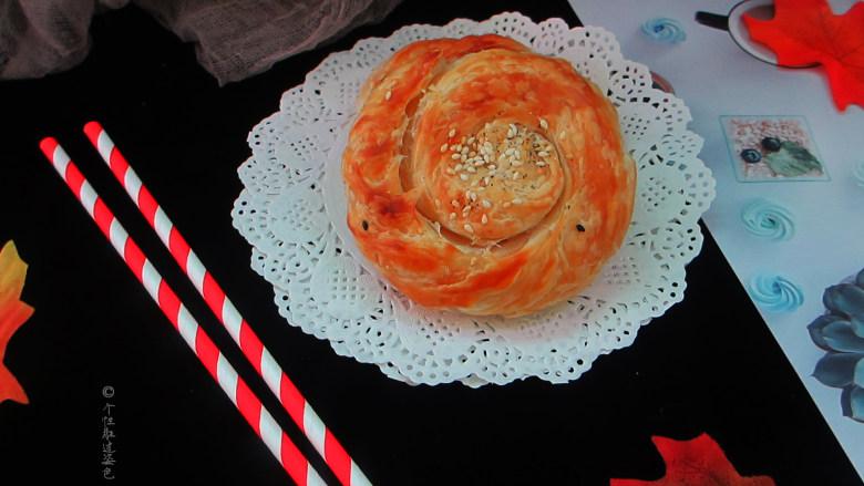 十味 快手版油酥饼,咬一口,超满足~