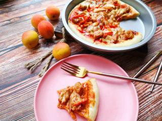 十味  猪肉披萨,美味可口。