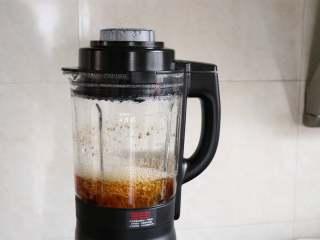 桂圆红枣茶,看,沸腾了;