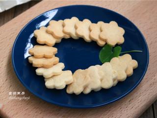炼乳脆饼干