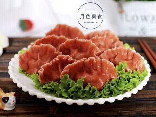 十味  猪肉大葱饺子,超级美腻有木有。