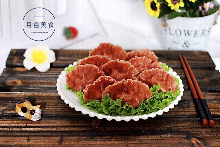 十味  猪肉大葱饺子,成品一