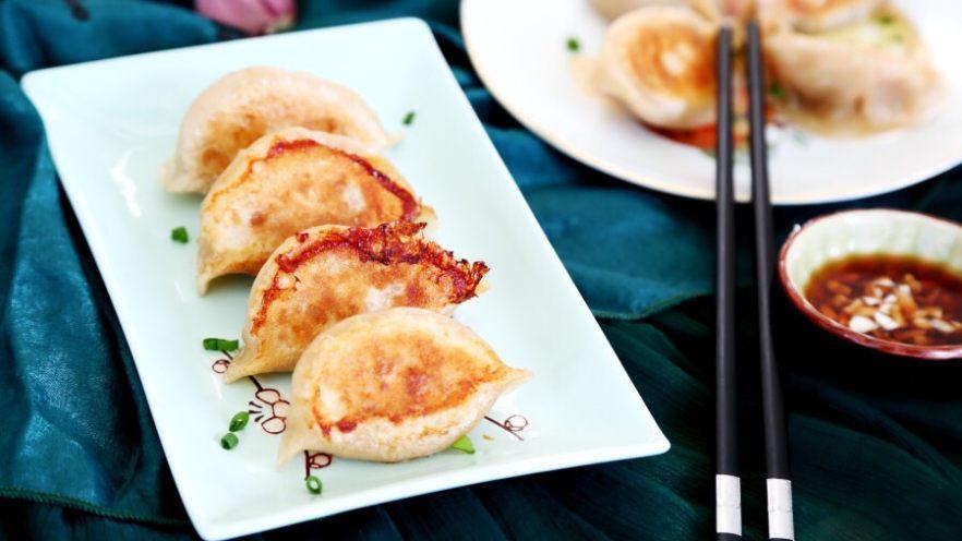 十味 多汁猪肉煎饺
