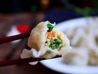 十味 螃蟹馅饺子