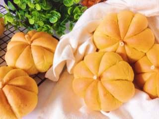 全麦紫薯南瓜面包