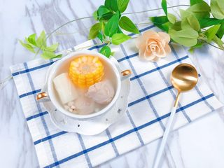 玉米山药薏仁猪骨汤