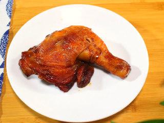 新奥尔良烤鸡腿,新奥尔良烤鸡腿,俘虏吃货味蕾没商量