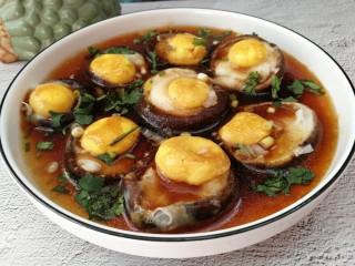 蚝油香菇鹌鹑蛋