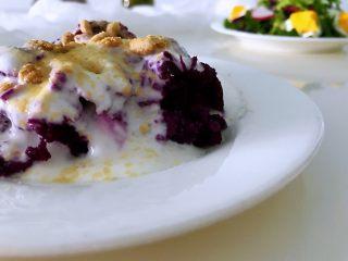 """秋冬季节的""""冰淇淋"""",低热量高营养,美美的吃起来,成品。"""